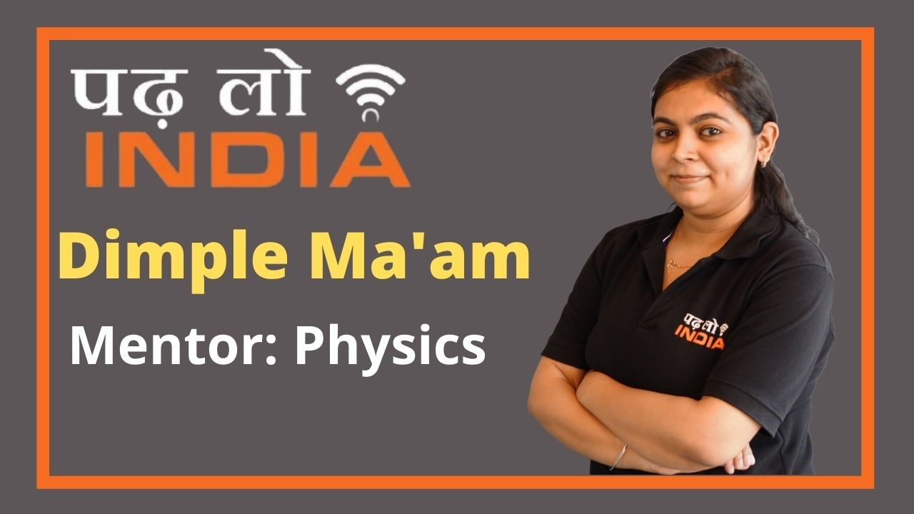 CBSE Class 12CBSE 12th PHYSICS